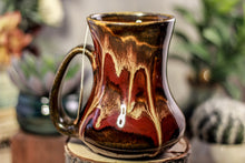 Load image into Gallery viewer, 43-E Molten Bliss Flared Notched Mug - MISFIT, 14 oz. - 15% off