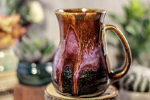 Load image into Gallery viewer, 45-D PROTOTYPE Flared Notched Textured Mug, 17 oz.