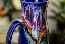 Load image into Gallery viewer, 02-A PROTOTYPE Baja Sunset Barely Flared Notched Mug - TOP SHELF +, 18 oz.