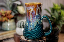 Load image into Gallery viewer, 05-D New Wave Barely Flared Textured Mug - TOP SHELF, 18 oz.