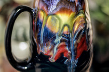 Load image into Gallery viewer, 14-A New Earth Notched Textured Mug, 18 oz.