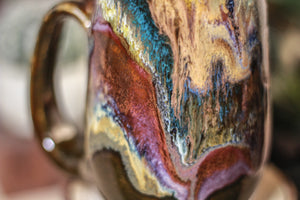 28-B Rainbow Grotto Mug - MISFIT, 15 oz - 10% off