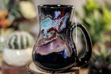 Load image into Gallery viewer, 34-B Cosmic Grotto Flared Notched Mug - MISFIT, 16 oz. - 15% off