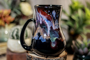 34-B Cosmic Grotto Flared Notched Mug - MISFIT, 16 oz. - 15% off
