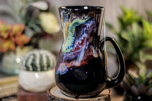 35-B Cosmic Grotto Flared Notched Mug - MISFIT, 18 oz. - 10% off