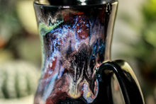 Load image into Gallery viewer, 35-B Cosmic Grotto Flared Notched Mug - MISFIT, 18 oz. - 10% off