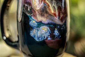 36-B Cosmic Grotto Mug, 18 oz.