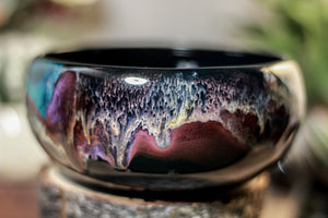 37-B Cosmic Grotto Bowl, 16 oz.