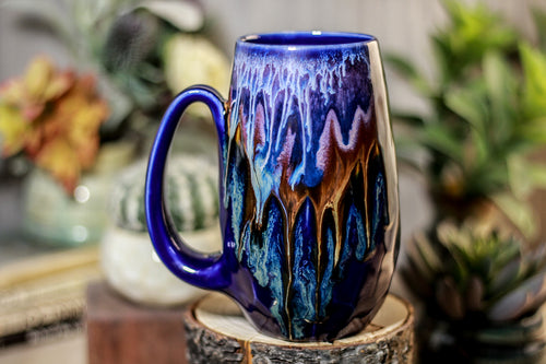 02-A PROTOTYPE Baja Twilight Textured Mug, 20 oz.