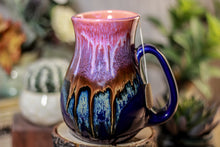 Load image into Gallery viewer, 04-A PROTOTYPE Baja Sunrise Barely Flared Notched Mug, 19 oz.