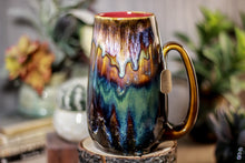Load image into Gallery viewer, 22-A New Earth Notched Textured Mug - MISFIT, 22 oz. - 10% off