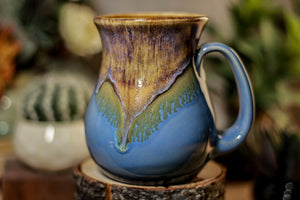 23-D Arctic Wave Flared Mug - ODDBALL, 17 oz. - 20% off