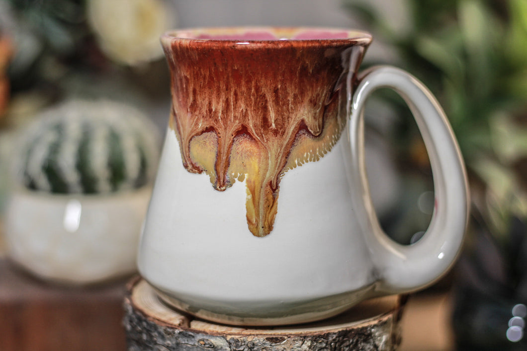 38-C Lava Falls Flared Mug - ODDBALL, 14 oz - 25% off