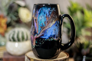 47-A Cosmic Grotto Mug, 17 oz