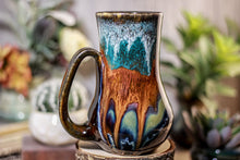 Load image into Gallery viewer, 09-B Painted Desert  Mug - MISFIT, 18 oz. - 25% off