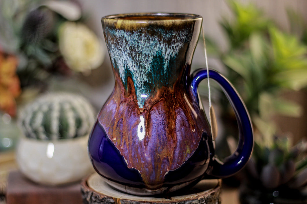 12-B Painted Desert Flared Notched Mug, 19 oz.