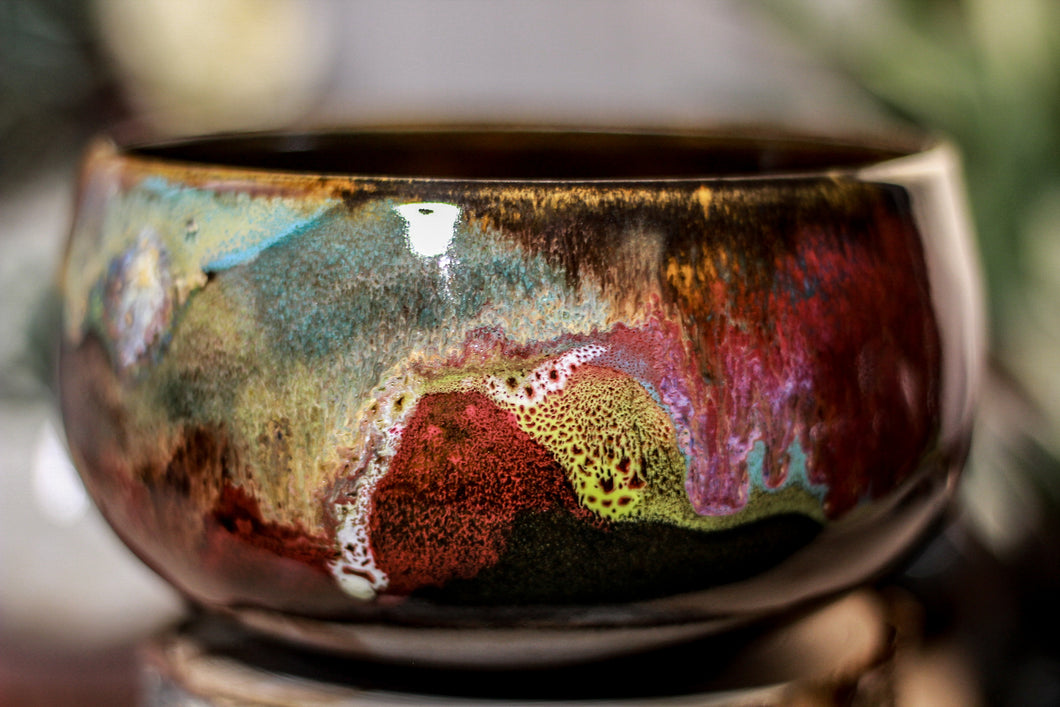 37-C Rainbow Grotto Bowl - ODDBALL, 25 oz. - 10% off
