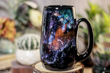 Load image into Gallery viewer, 48-A Rainbow Stellar Crystal  Mug, 20 oz