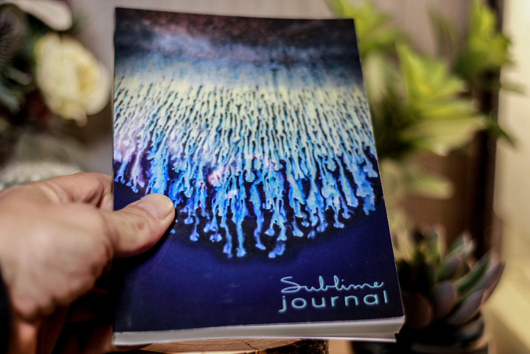 51 Sublime Journal (Atlantean Falls Close-up)