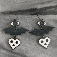 Spooky Earrings