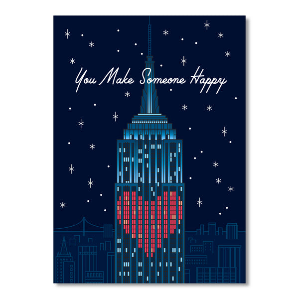 Sleepless in Seattle Valentine's card
