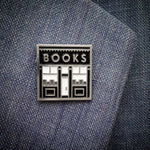 gifts for readers - bookish enamel pin