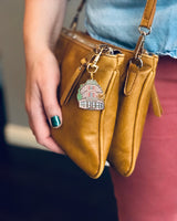 Luke's Diner purse charm by Rather Keen