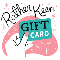 Rather Keen gift card