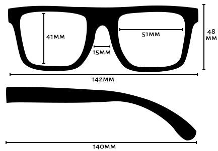 flattop-sunglasses-sizes