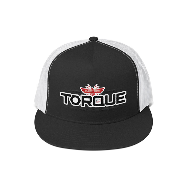 Black & White Trucker Cap