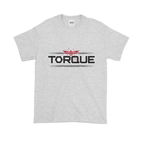 Torque Short-Sleeve T-Shirt (Grey)