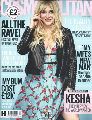 The Blissful Co. feature in Cosmopolitan UK