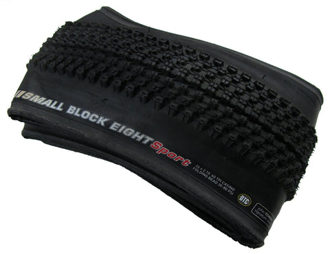 Kenda K1047 Small Block 8 Sport 26x2.10 Folding Tire - Single