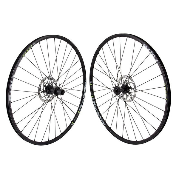 "WTB Frequency i19 Race - Shimano M435 29"" Wheelset w-160mm Rotors - TheBikesmiths"
