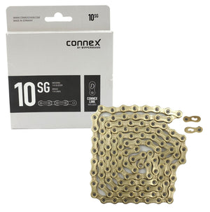 Wippermann Connex 10SG 10 Speed Brass Chain - TheBikesmiths