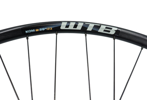 "WTB KOM 29"" TCS i23 / SRAM X9 8-10 Speed 32h 6 Bolt Hub Wheelset"