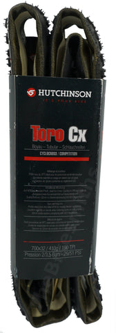Hutchinson 700x32 Toro CX Tubular Tire