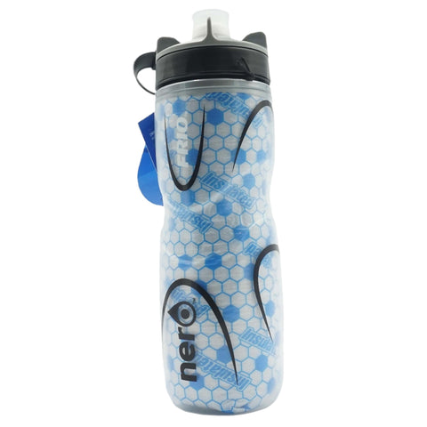 Nero Frio Positive Insulated Water Bottle - TheBikesmiths