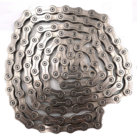 Image of Wippermann Connex 10S8 10 Speed Nickel Coated Chain - TheBikesmiths