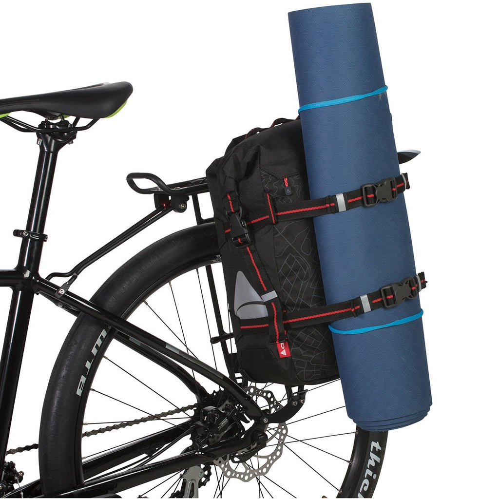 Axiom Monsoon Oceanweave P18+ Urban SINGLE Pannier - TheBikesmiths
