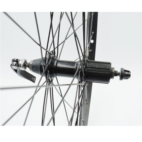 Image of Sta-Tru 700c Rear Hybrid Wheel - TheBikesmiths