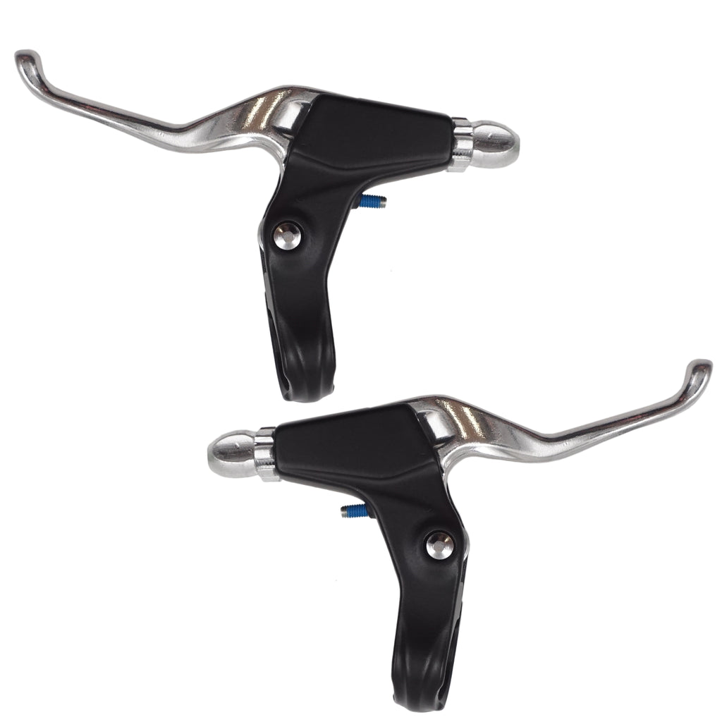 Promax XL-92 2-Finger V/Disc or Caliper/Cantilever Brake Lever Set - TheBikesmiths