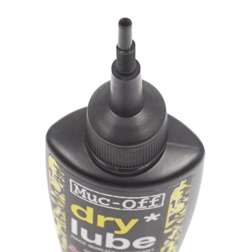 Muc-Off Bio Dry Lube Squeeze Bottle 120ml - TheBikesmiths
