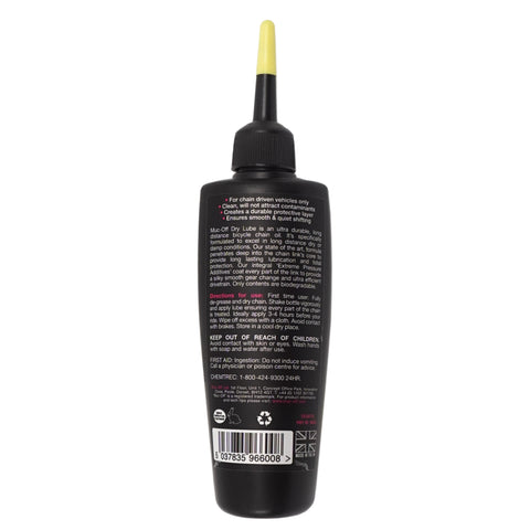 Image of Muc-Off Bio Dry Lube Squeeze Bottle 120ml - TheBikesmiths