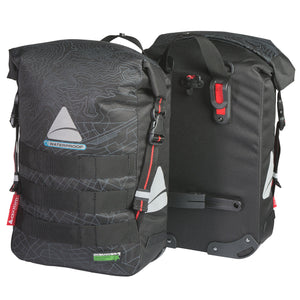Axiom Monsoon Oceanweave 32+ Panniers - TheBikesmiths