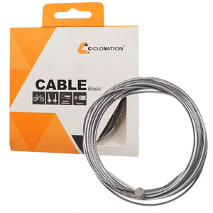 Ciclovation 1.6 x 3500mm Extra Long Basic Brake Cable - TheBikesmiths