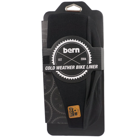 Bern Cold Weather Bike Liner Black - TheBikesmiths