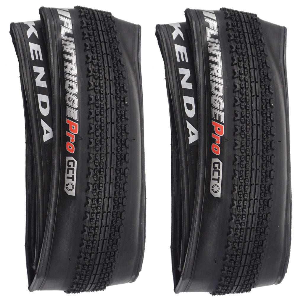 Kenda K1152 Flintridge Pro 700c GCT RHP Tubeless Ready Tire - TheBikesmiths