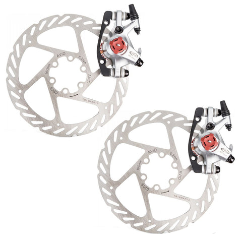 Avid BB5 Front / Rear Mechanical 160mm Road Bike Disc Brake - TheBikesmiths