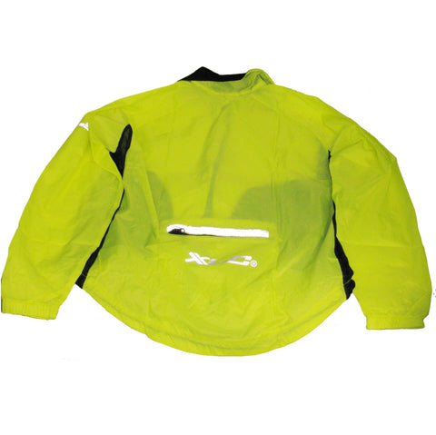 XLC Riding Jacket Safety Yellow Small - TheBikesmiths